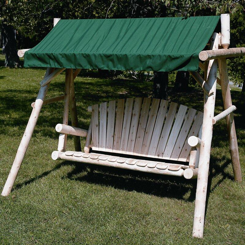 Porch Swing Canopy Lakeland Mills Porch Swing