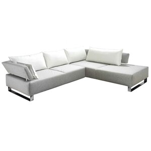 Ecksofa Dallas von Wildon Home