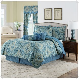 Moonlit Shadows Quilt Set By Waverly
