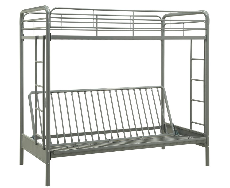 Medium image of sanders twin over full futon bunk bed
