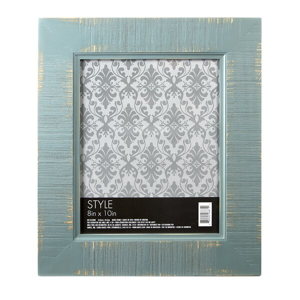 Distressed Wood Picture Frames Wayfair