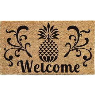 Haller Welcome Doormat