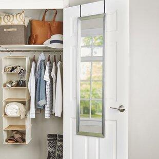 Hanging Door Mirror | Wayfair