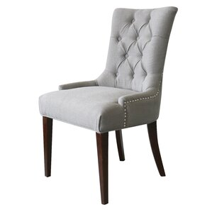 Bertram Tufted Side Chair by Charlton Home