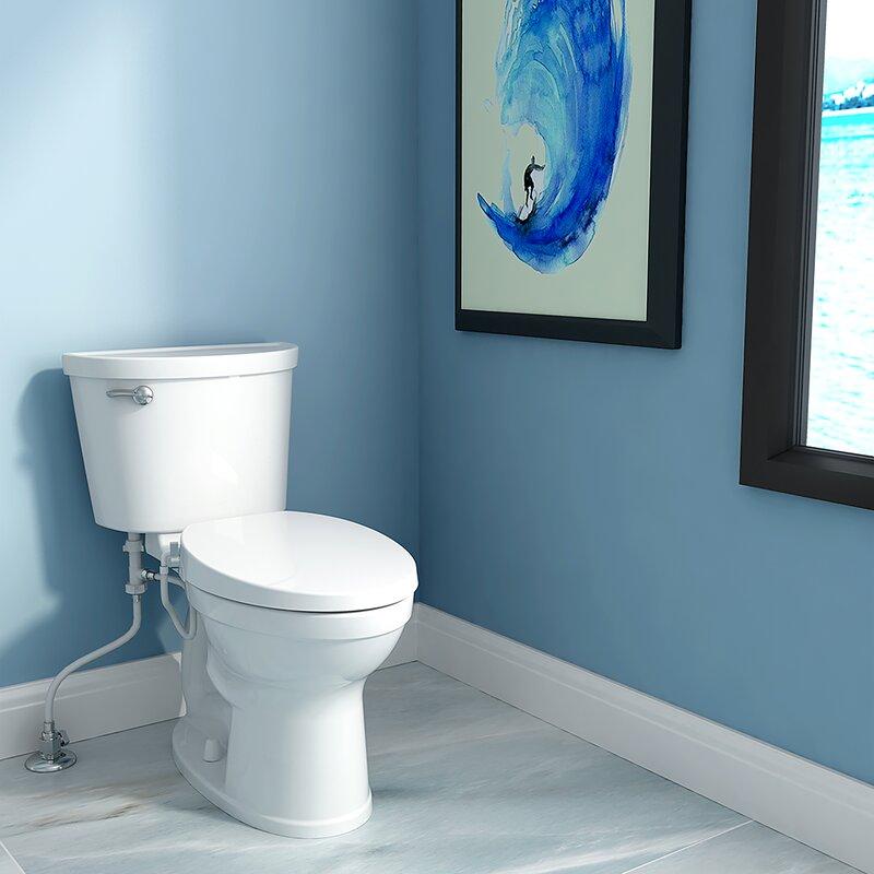 non slam toilet seat. AquaWash Non Electric Bidet Elongated Toilet Seat American Standard