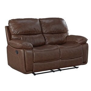 Red Barrel Studio Menlo Reclining Loveseat Image