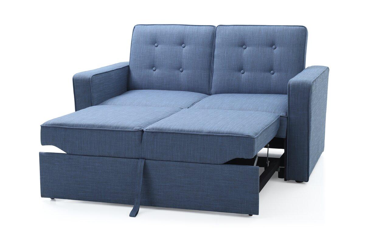 hazelwood home 2 sitzer schlafsofa atlas. Black Bedroom Furniture Sets. Home Design Ideas
