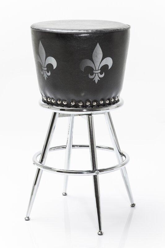 kare design 74 cm barhocker rockstar by geiss bewertungen. Black Bedroom Furniture Sets. Home Design Ideas