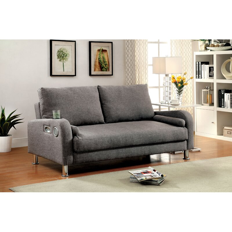 Molly Futon Convertible Sofa Allmodern