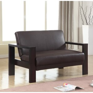 Loveseat Convertible Sofa by Best Quality Furniture
