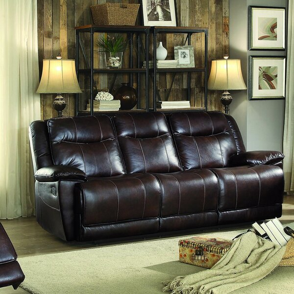 & Red Barrel Studio Boody Triple Reclining Sofa u0026 Reviews | Wayfair islam-shia.org