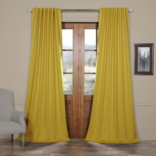 Living Room Curtains Yellow | Wayfair