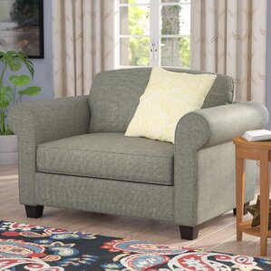 Serta Upholstery Blackmon Convertible Chair and a Half by Andover Mills
