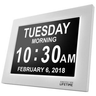 Delicieux Extra Large Digital Wall Clock