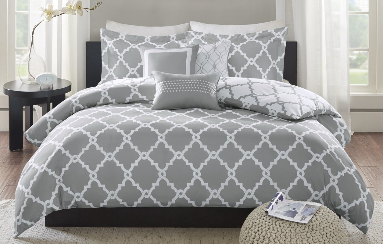 Duvet Cover Sets & Bed Covers You'll Love   Wayfair : bed quilt cover sets - Adamdwight.com
