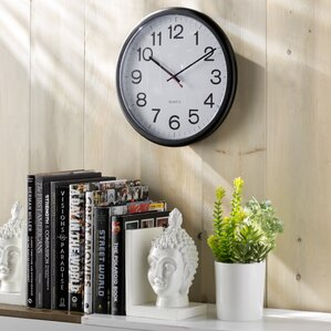 Outdoor Clocks You\'ll Love | Wayfair