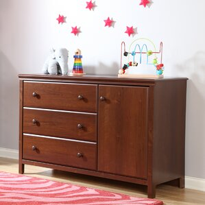 Lovely Cotton Candy Dresser Combo