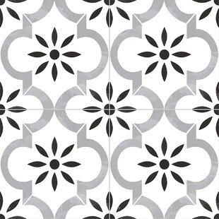Kenzzi 8 X Porcelain Field Tile In Azila
