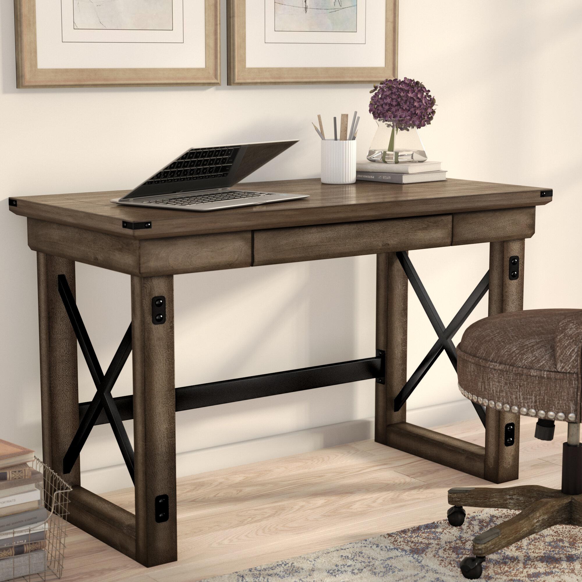 Laurel Foundry Modern Farmhouse Gladstone Writing Desk Reviews