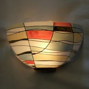 Arlecchino 1 Light Wall Uplighter