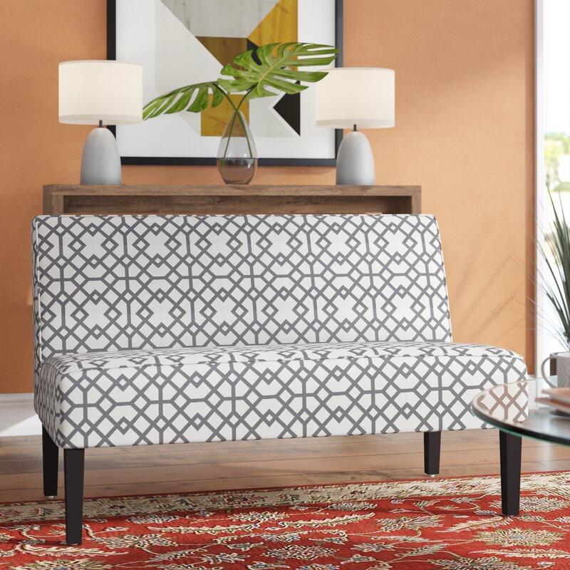 wayfair ariade fabric furniture zipcode reviews pdx loveseat design