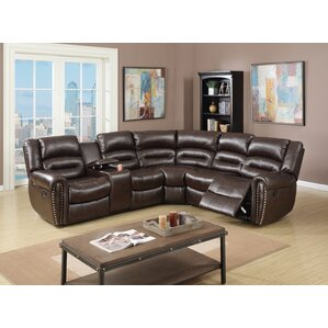 Reclining Sectional  sc 1 st  Wayfair : sofa sectional recliner - Sectionals, Sofas & Couches