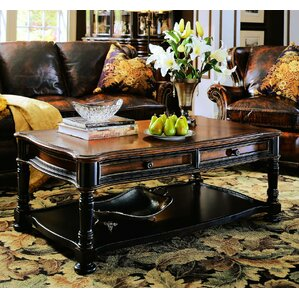 Preston Ridge Coffee Table by Hooker Furniture