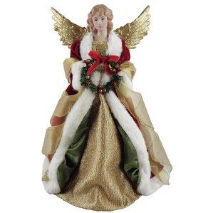 christmas angel tree topper - Angel Christmas Tree Topper
