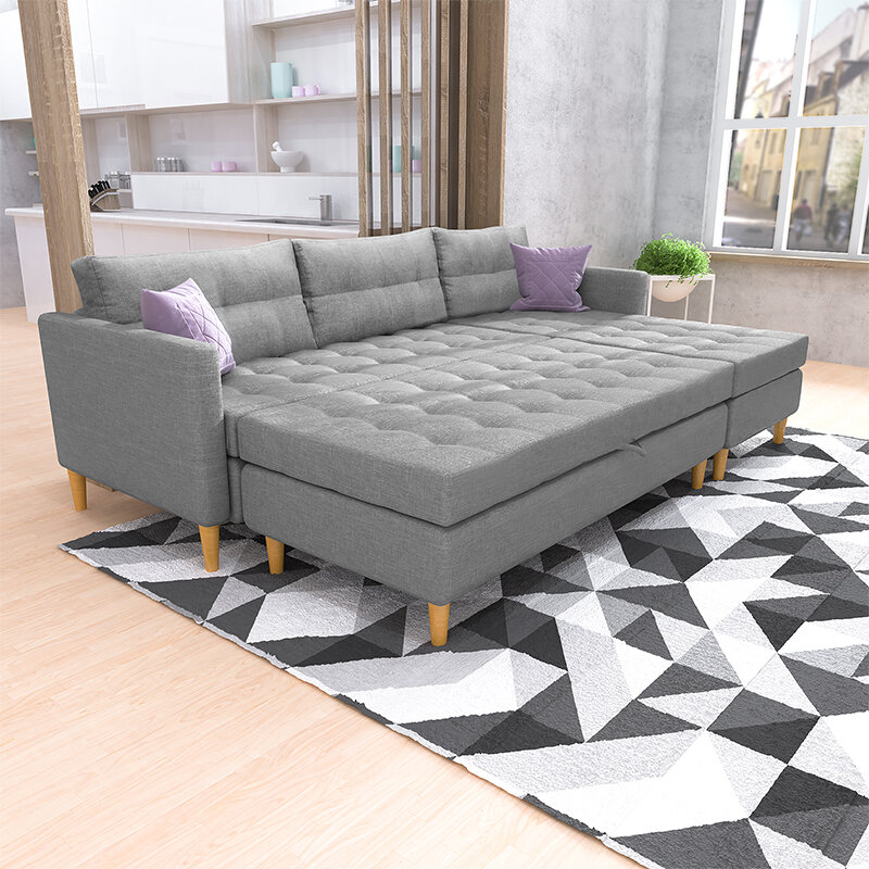 Superieur Selsey Living Copenhagen Reversible Modular Corner Sofa U0026 Reviews |  Wayfair.co.uk