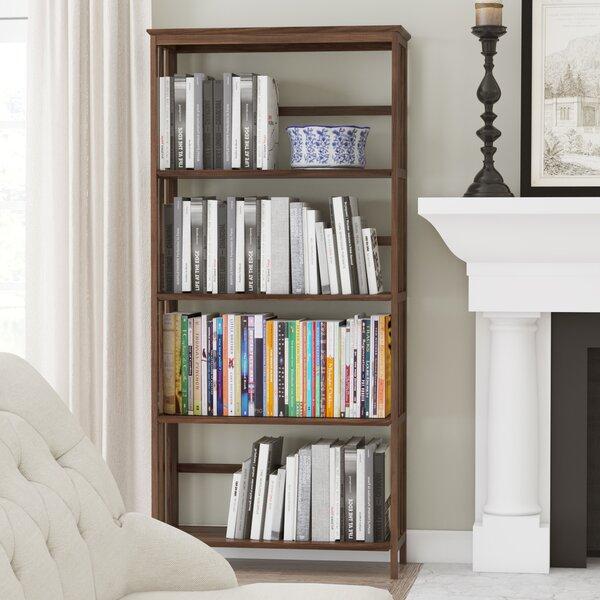 Alcott Hill Winnetka Etagere Bookcase Amp Reviews Wayfair