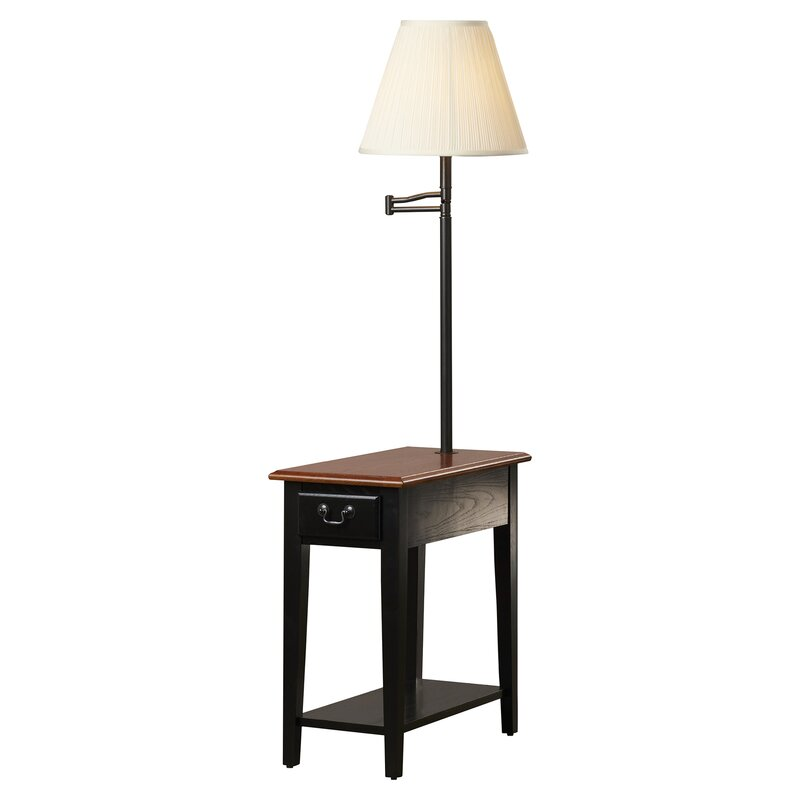 Charlton home apple valley end table with storage reviews wayfair apple valley end table with storage aloadofball Choice Image