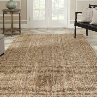 Joss Main Essentials Hand Woven Natural Area Rug