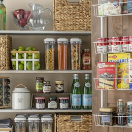 Kitchen & Pantry Storage