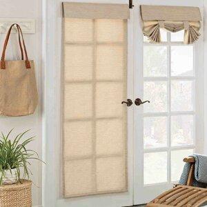 Key Largo Solid Room Darkening Rod Pocket Single Curtain Panel