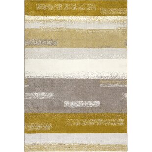Dreaming Woven Mustard Yellow Rug