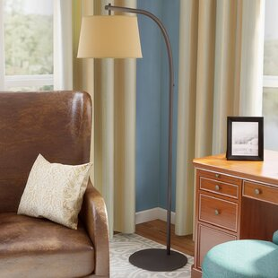 Arched floor lamps youll love wayfair sweep 69 arched floor lamp mozeypictures Choice Image