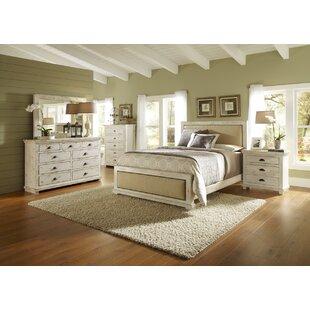 Castagnier Panel Configurable Bedroom Set