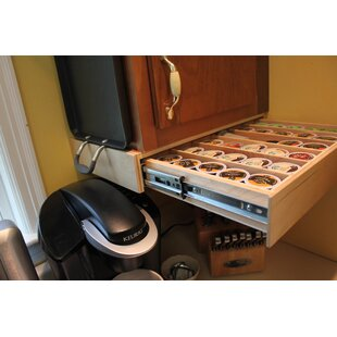 Attractive Coffee Pod Storage