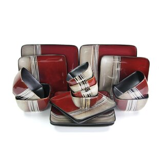 Save  sc 1 st  Wayfair & Red Dinnerware Sets Youu0027ll Love | Wayfair