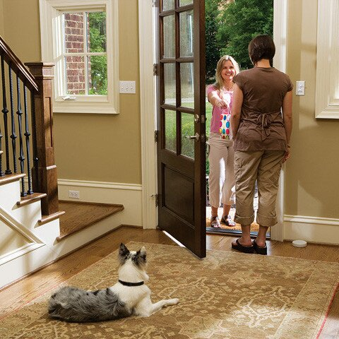 Pawz Away Indoor Dog Barrier