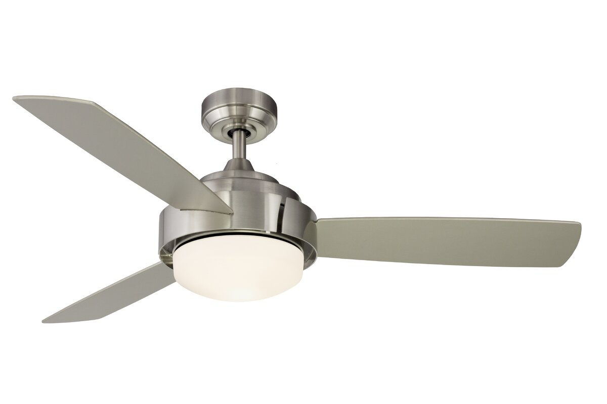 Orren ellis 52 tabitha 3 blade ceiling fan with light kit and 52 tabitha 3 blade ceiling fan with light kit and remote aloadofball Gallery