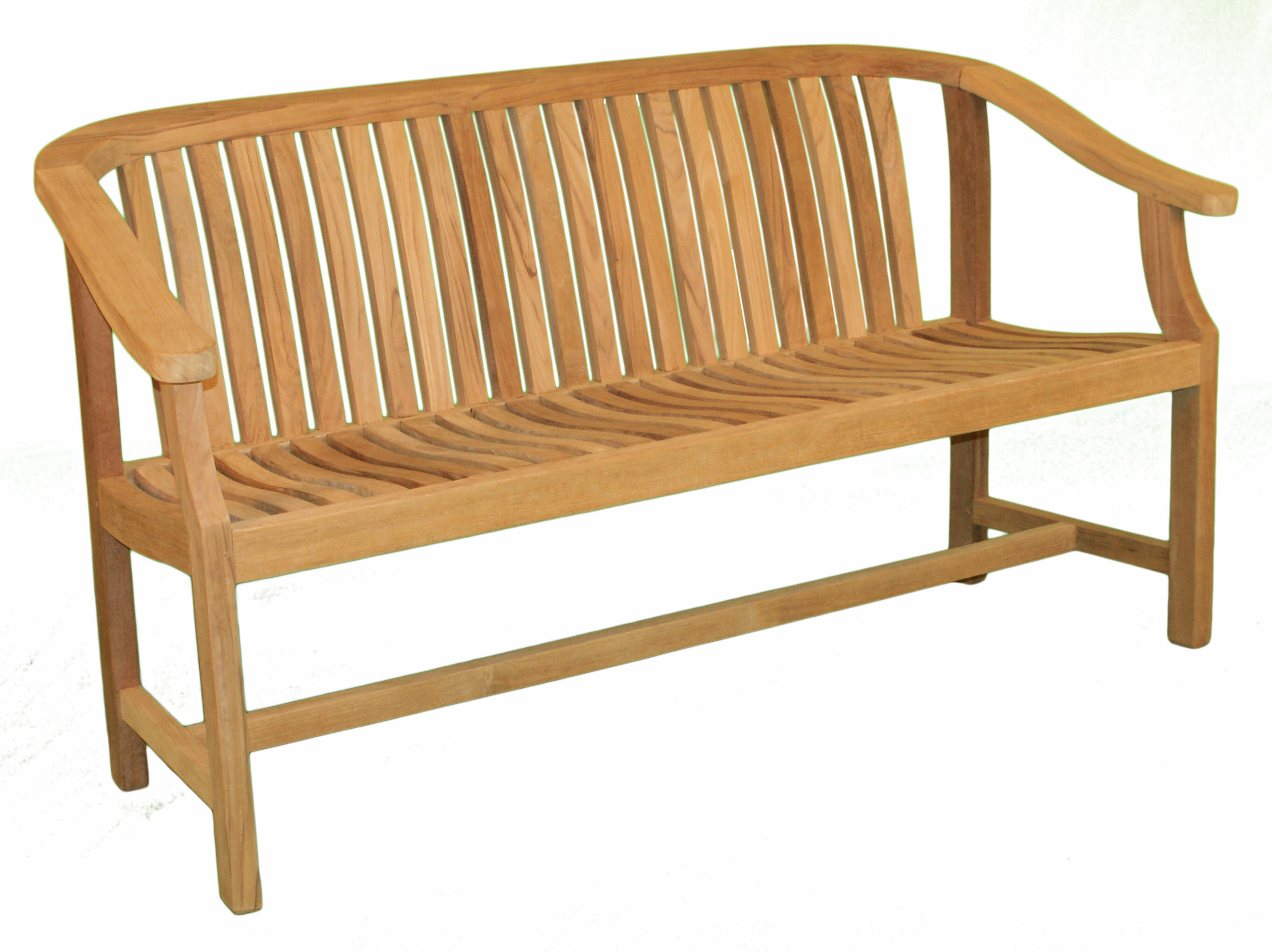 teak warehouse seat benches bench garden furniture two for outdoor seater angle