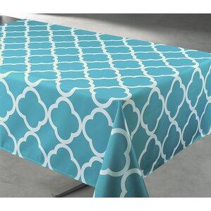 Delightful Bourne Trellis Tablecloth