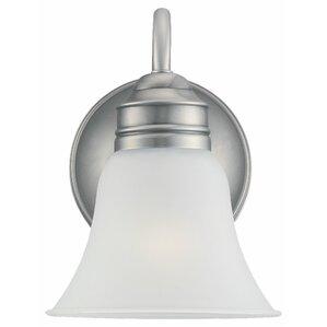 Bathroom Light Fixtures Wayfair 1 light vanity lighting you'll love | wayfair