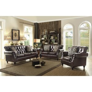 Waldroup Configurable Living Room Set by Dar..