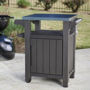 Outdoor Bbq Storage Cart | Wayfair