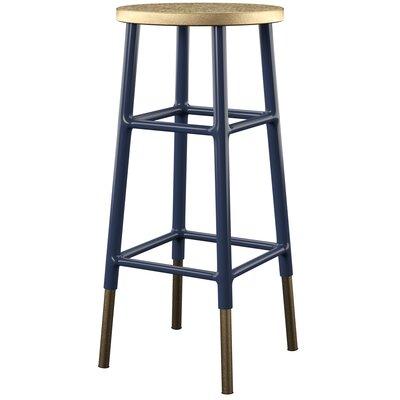 Modern Blue Bar Counter Stools Allmodern