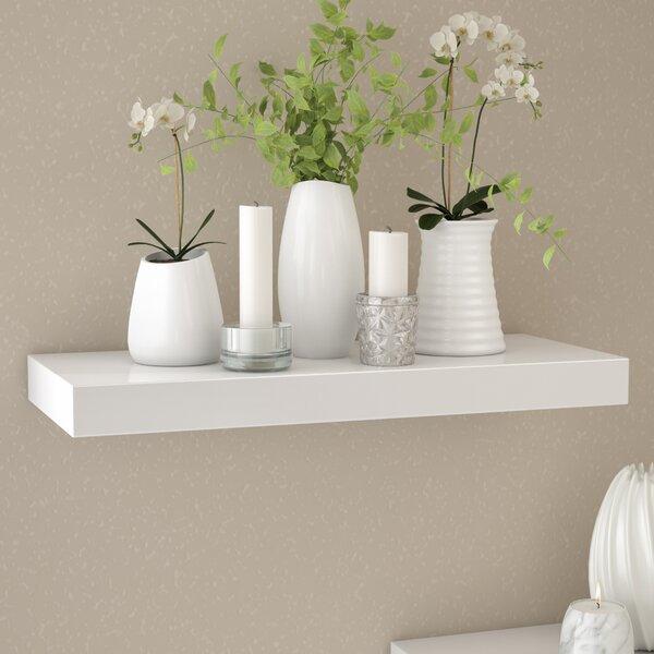 Live Edge Wall Shelf | Wayfair