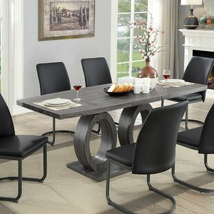 Hoskins 7 Piece Drop Leaf Dining Set