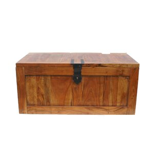 Lovely Bazin Trunk Coffee Table With Storage